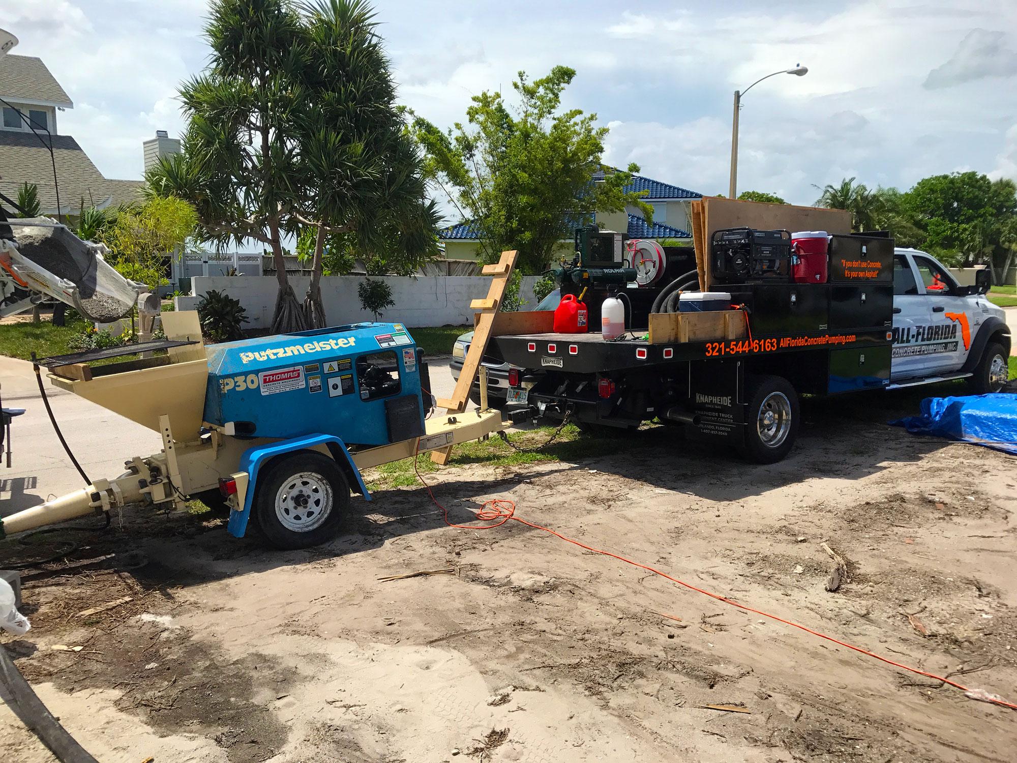 Brevard County FL concrete - 01