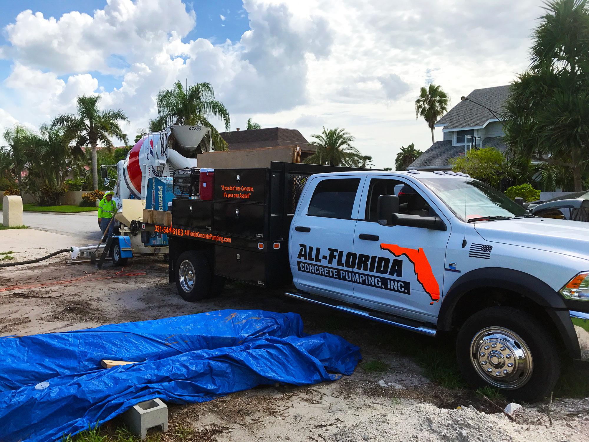 Brevard County FL concrete - 05