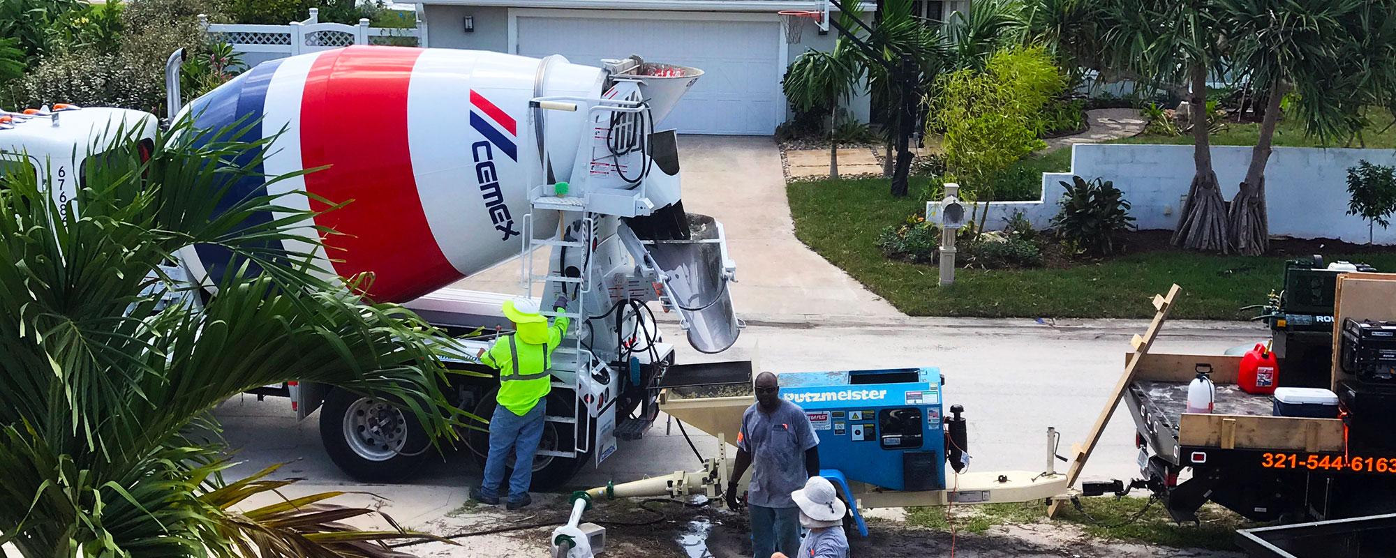 Florida concrete company