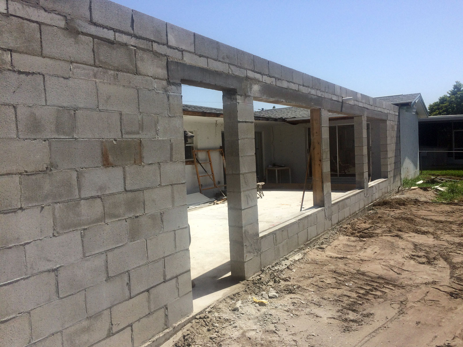 Side 2 - Concrete Block Tie Beams Florida