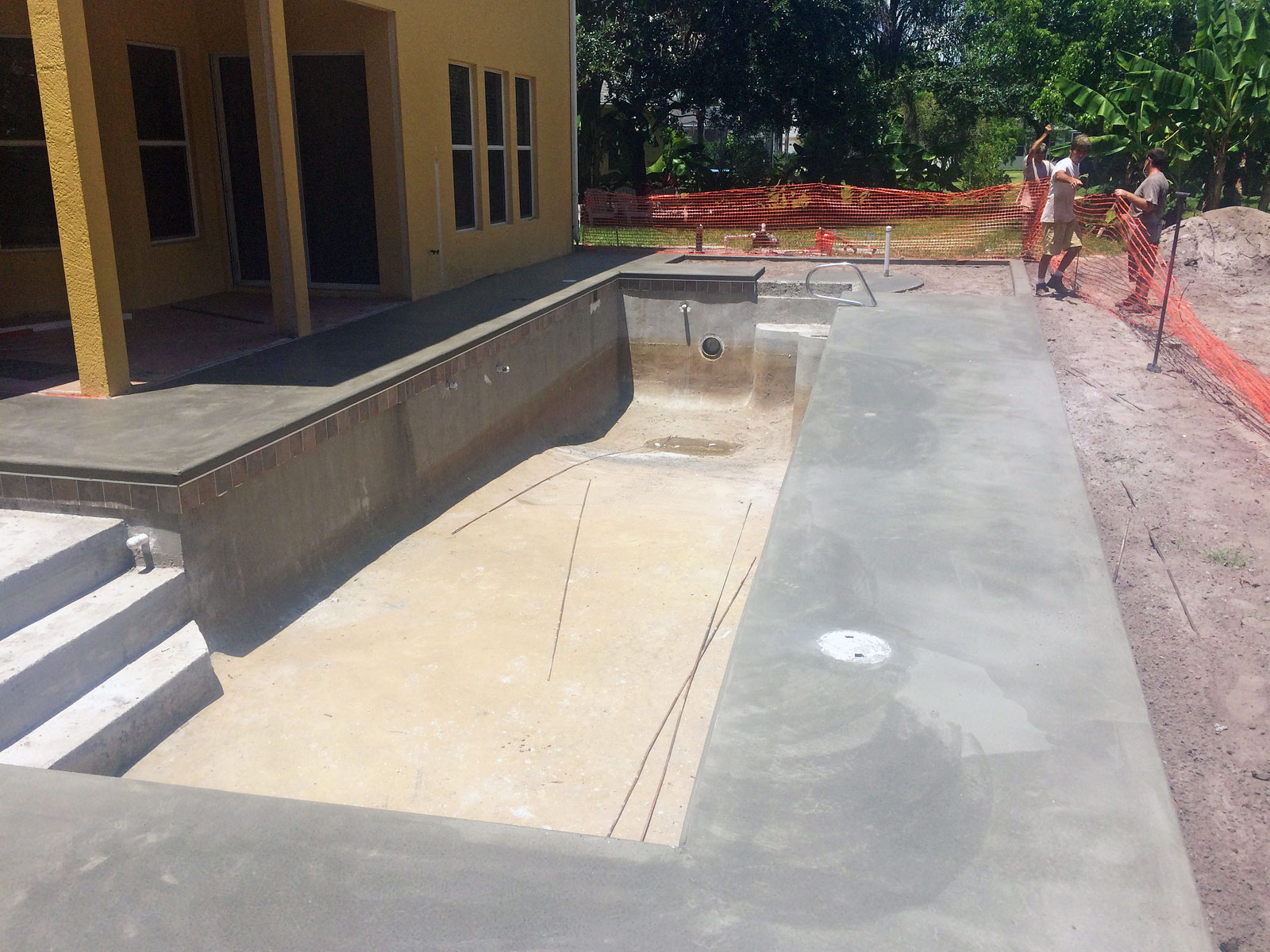 Slide 3 - Concrete Pool Decks Orlando Florida
