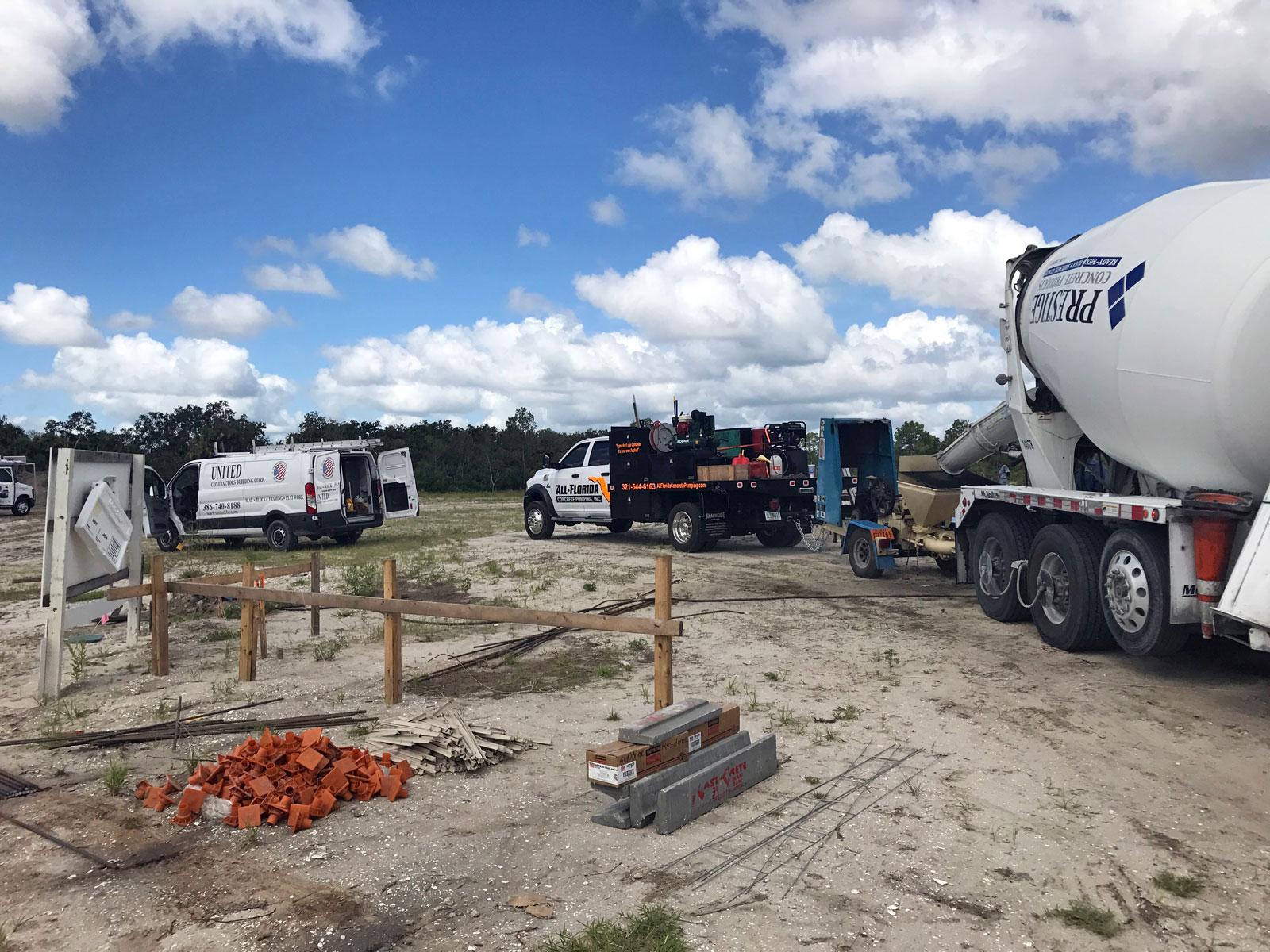 Concrete Pumping Contractor Cocoa, FL 02