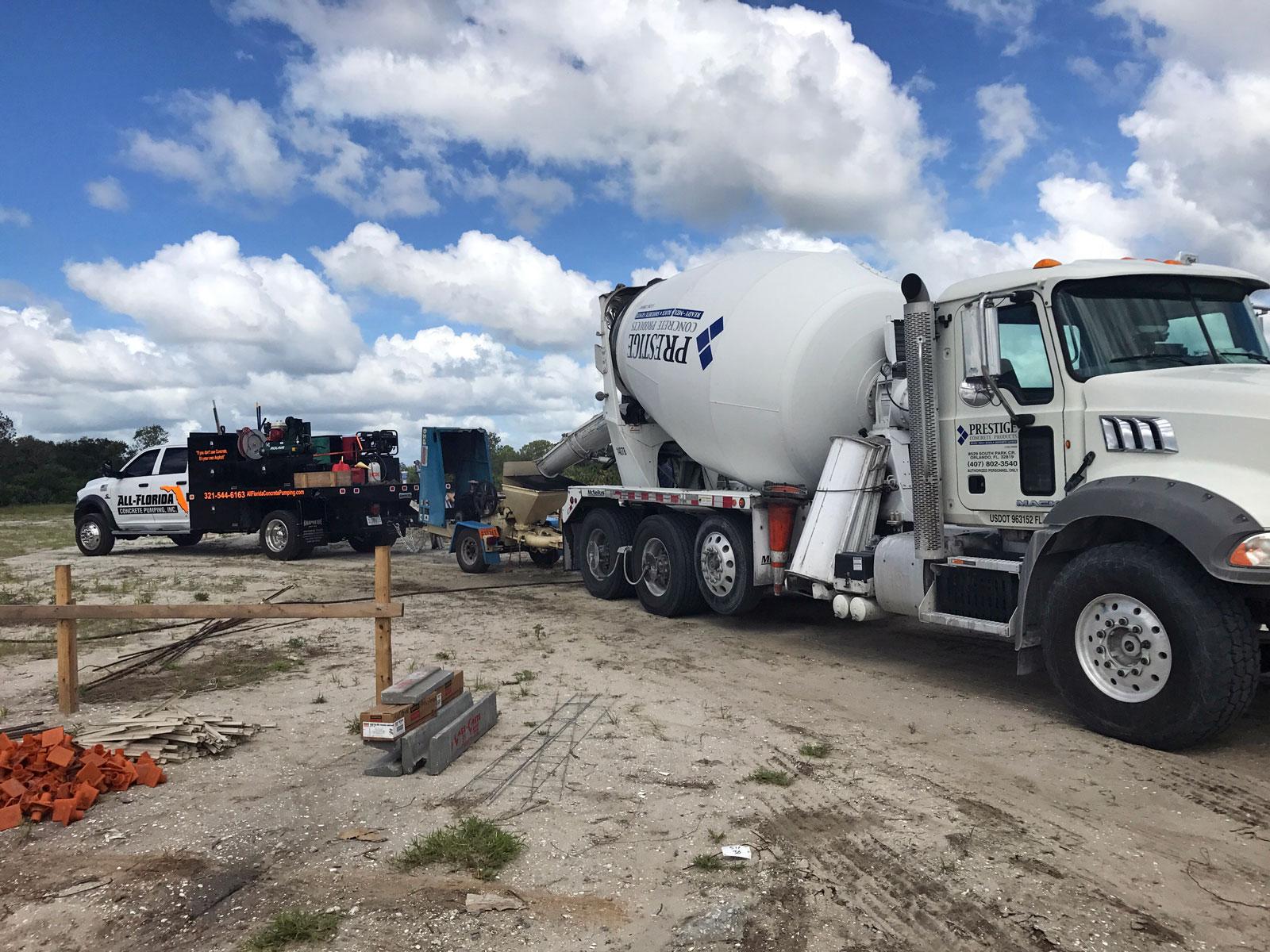 Concrete Pumping Contractor Cocoa, FL 03