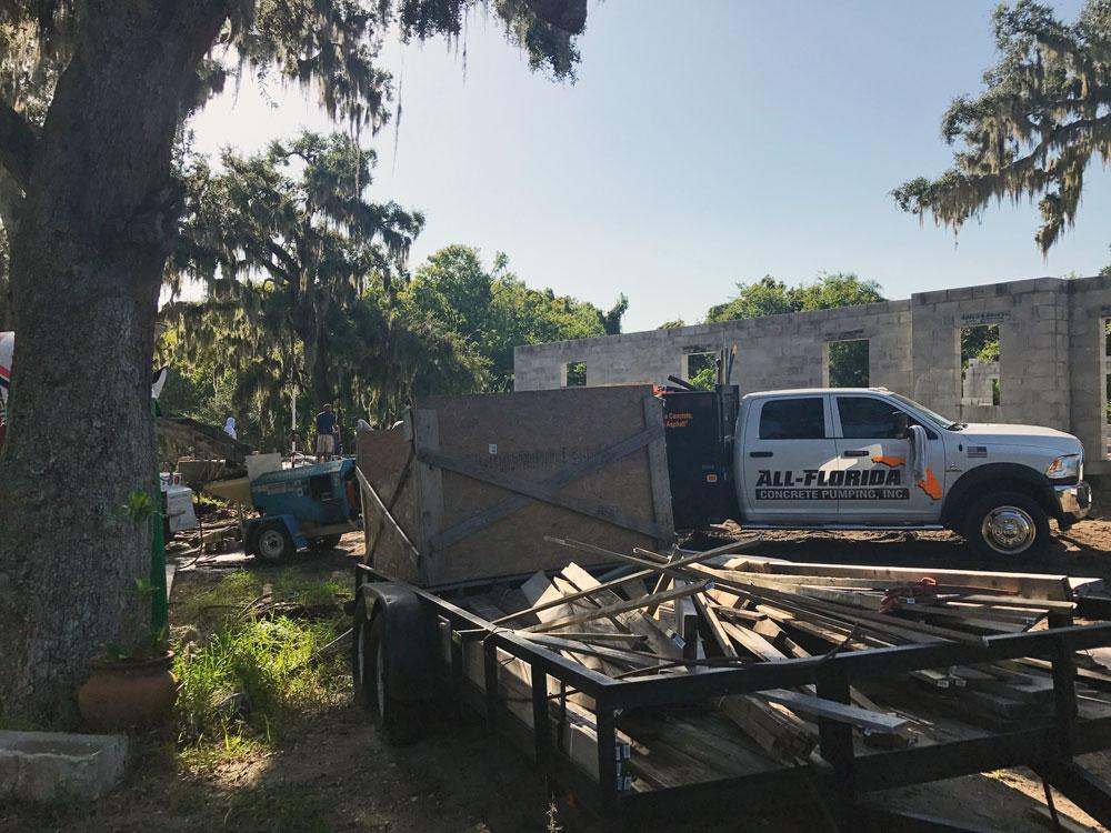 Concrete Pumping Orlando FL - 04