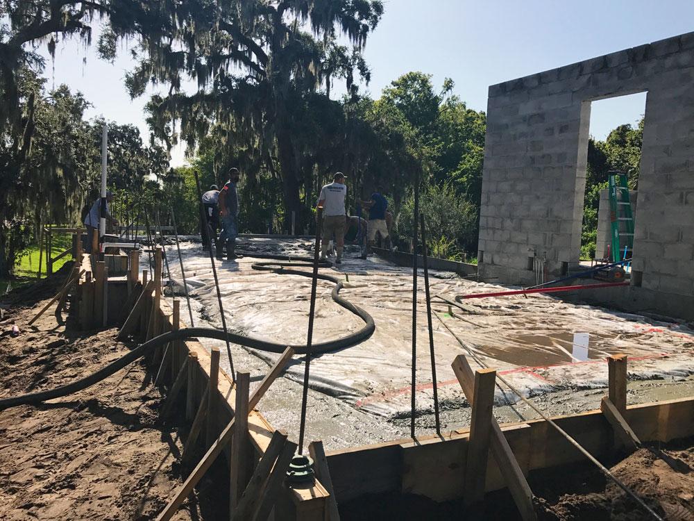 Concrete Pumping Concrete Pumping Orlando FL - 05