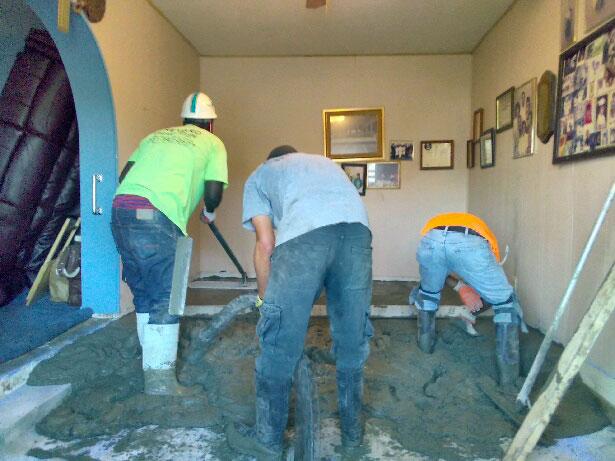 Concrete Pumping Contractor, Brevard County, Florida