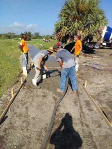 Concrete Pumping Services Vero Beach Florida